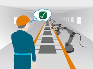 Presentazione demo smactory maintenance industria 4.0 - risoluzione del problema tra operatore manutentore grazie alla videochiamata