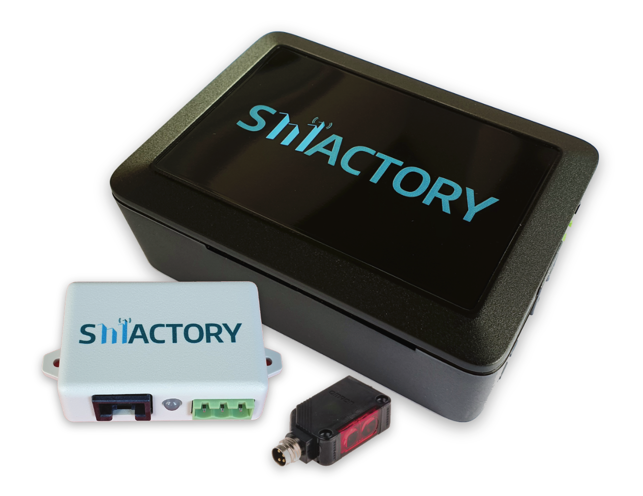 smart Sensor Hub - Contapezzi